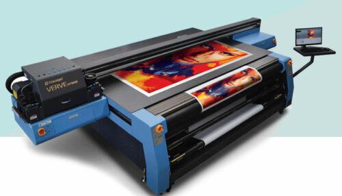 Широкоформатные уф-принтеры