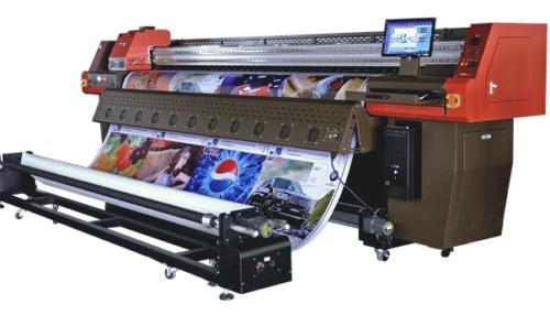 Принтеры для печати на ПВХ