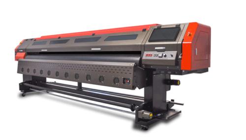 Струйный уф-принтер