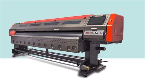 Сольвентные принтеры шириной 3.2 метра