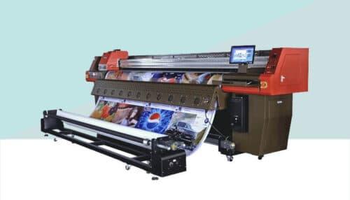 Экосольвентные принтеры